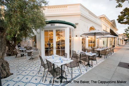 The Butcher, The Baker, The Cappuccino Maker, West Hollywood, CA