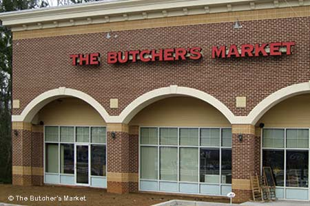 The Butcher's Market, Woodstock, GA