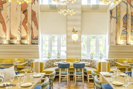 Toronto transplant brings its Mediterranean fare, delightful mezzes and spiked tea service to South Beach.