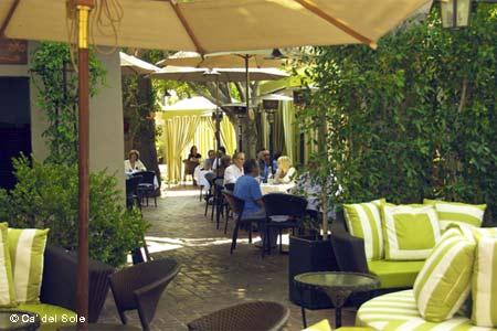 Dining Room at Ca