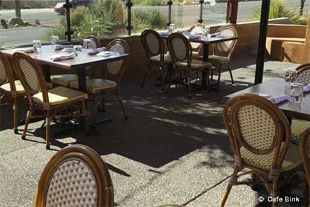 Dining Room at Cafe Bink, Carefree, AZ