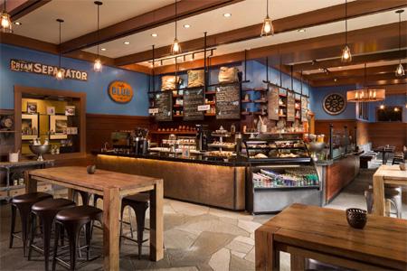 Café Blue, Truckee, CA