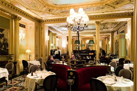 Le Café de la Paix, Paris, france