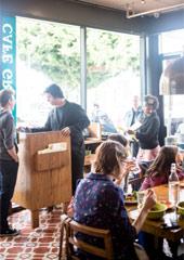 Café Gratitude, Los Angeles, CA