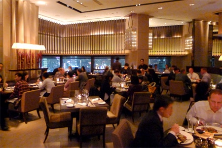 Cafe Gray Deluxe, Admiralty,