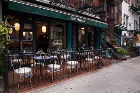 Cafe Mogador, New York, NY