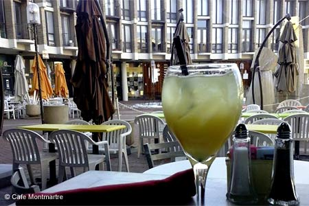 Cafe Montmartre, Reston, VA