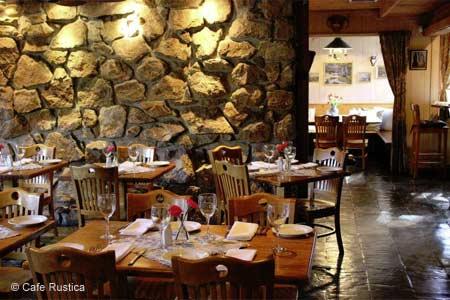 Cafe Rustica, Carmel Valley, CA