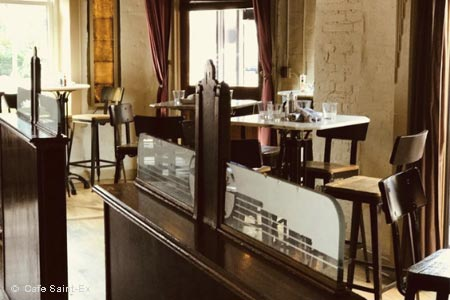 Cafe Saint-Ex