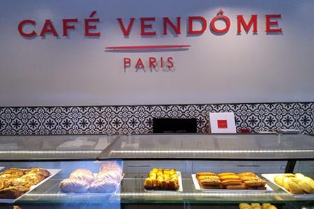 Café Vendôme, Atlanta, GA
