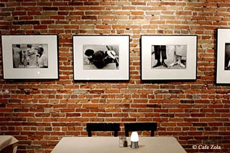 Cafe Zola, Ann Arbor, MI