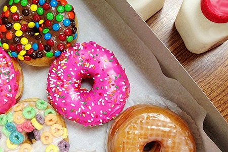 California Donuts, Los Angeles, CA