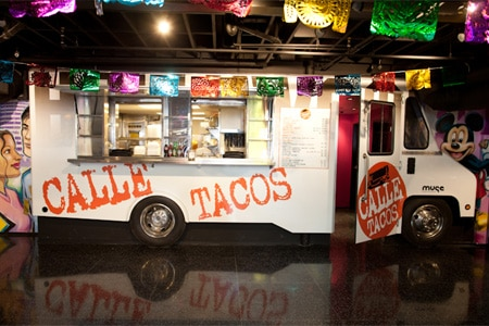Calle Tacos, Hollywood, CA