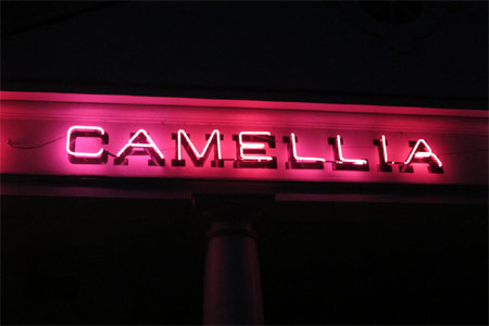 Irresistible cheeseburgers and grilled apple pie are the calling cards at Camellia Grill.