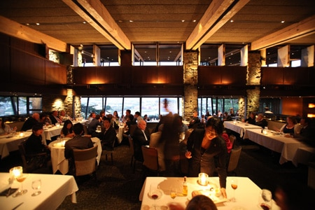 Dining Room at Canlis, Seattle, WA