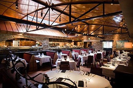 Dining Room at Canoe, Atlanta, GA