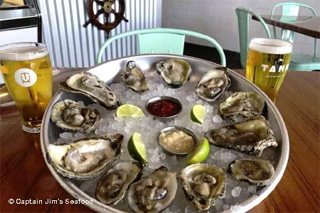 Captain Jim's Seafood Market & Restaurant, North Miami, FL