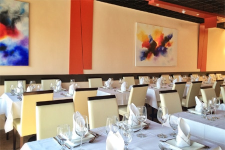 Cardamom presents a menu of contemporary Indian cuisine