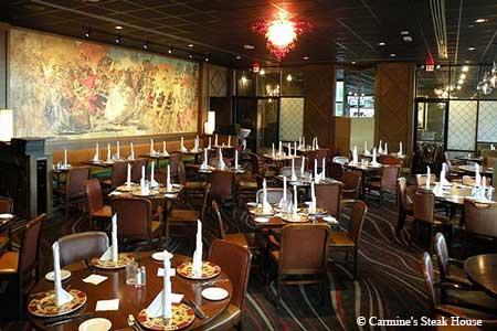Carmine's Steak House, St. Louis, MO