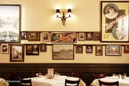 Carmine's, New York, NY