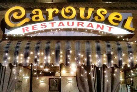 Carousel, Los Angeles, CA