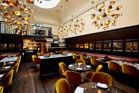 GAYOT has uncovered the best restaurants in New York for you to enjoy right now