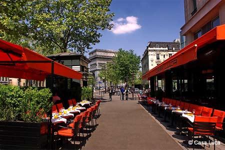 Casa Luca, Paris, france
