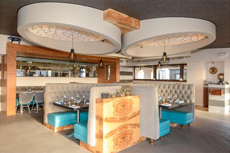 CATANIA Coastal Italian, one of GAYOT's Top 10 Italian Restaurants in San Diego