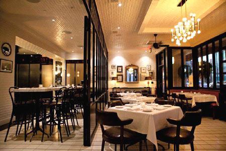 Caulfield's Bar & Dining Room, Beverly Hills, CA