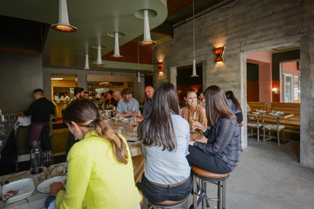 Discover new San Francisco restaurants like Causwells