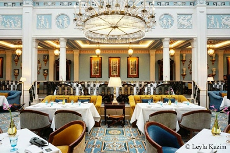 Dining Room at Céleste at The Lanesborough, London,