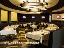 Dining room at Center Cut Steakhouse, Las Vegas, NV