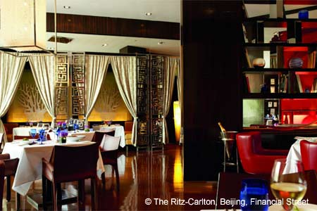 Cepe restaurant in Beijing offers an authentic, gracious Italian dining experience