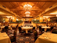 Dining room at Ceres, Las Vegas, NV
