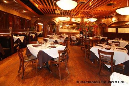 Chamberlain's Fish Market Grill, Addison, TX