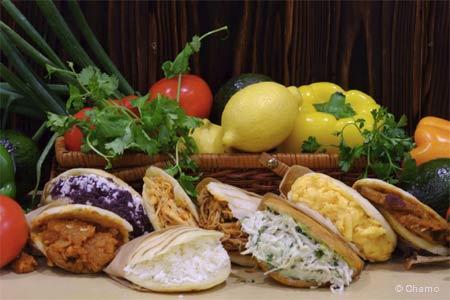 Chamo Venezuelan Cuisine, Pasadena, CA