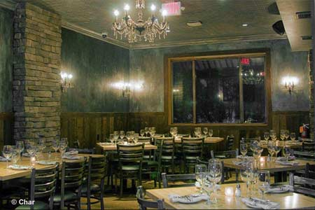 Celebrate New Year's Eve in Greenwich at Char Restaurant