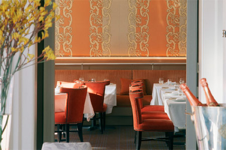 The elegant surroundings of Charleston make it one of GAYOT's Top 10 Romantic Restaurants in Baltimore