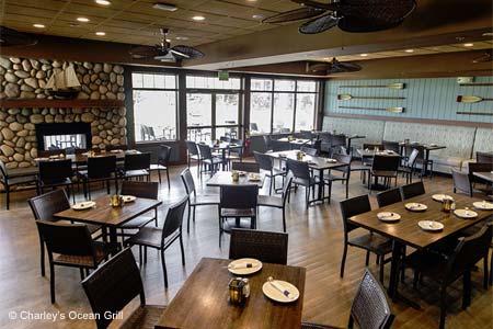 Charley's Ocean Grill, Long Branch, NJ