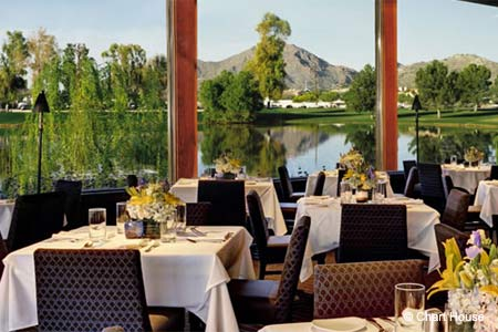 Dining Room at Chart House, Scottsdale, AZ