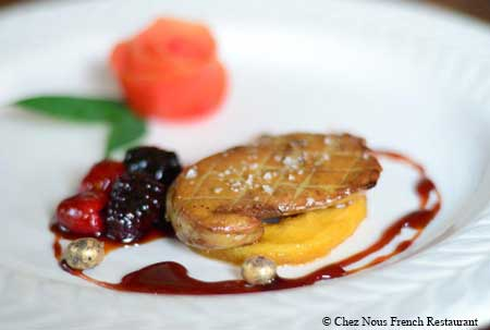 Chez Nous French Restaurant
