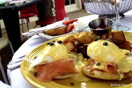 Celebrate Mother's Day with a special brunch at Chez Zee American Bistro in Austin