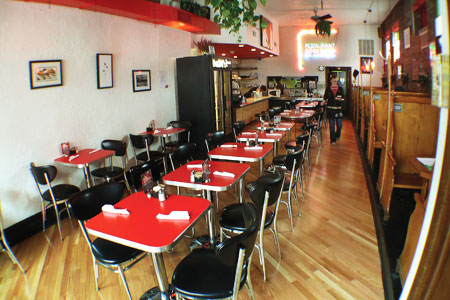 Chicago Diner, one of the Top 10 Vegetarian-Friendly Restaurants in Chicago