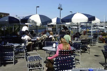 Chinook's at Salmon Bay, Seattle, WA