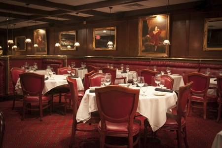 Christner's Prime Steak & Lobster is one of the Top 10 Restaurants with the Best Wine Lists in Orlando