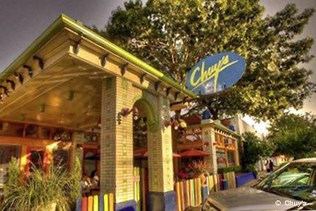 Chuy's, Dallas, TX