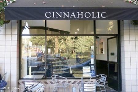 Cinnaholic, Berkeley, CA
