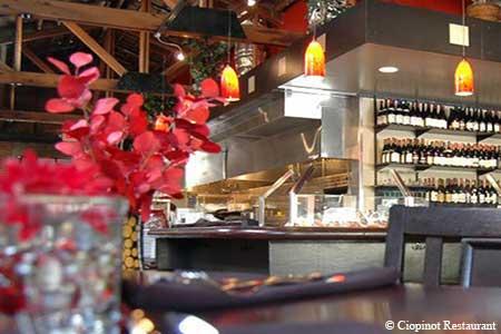Ciopinot Seafood Grille, San Luis Obispo, CA