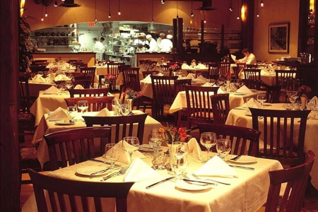 Dining Room at Cioppino