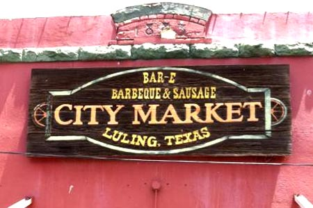 City Market, Luling, TX